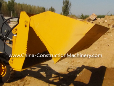 4 in 1 front loader attachments