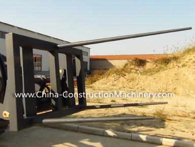 china compact wheel loader