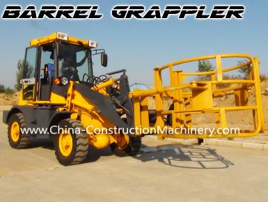 wheel loaders equipment