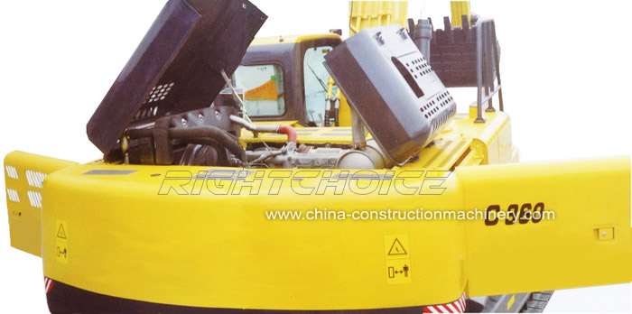China Compact Excavator