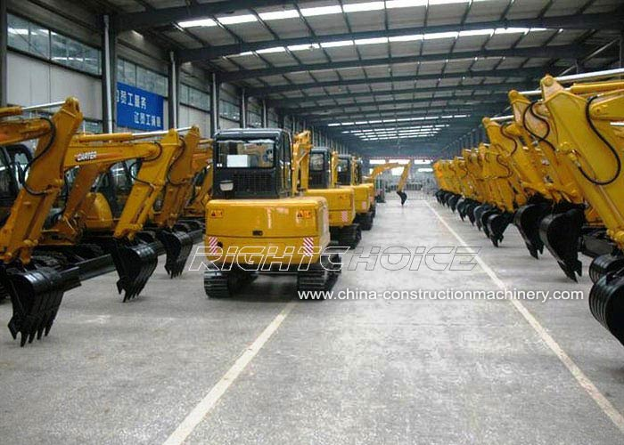 china hydraulic excavator