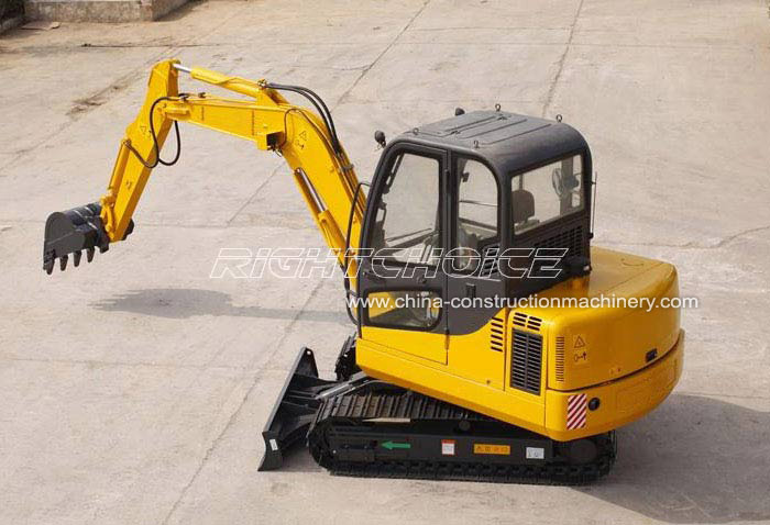 chinese excavator