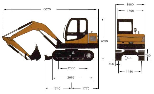 china wheel excavator manufacturer
