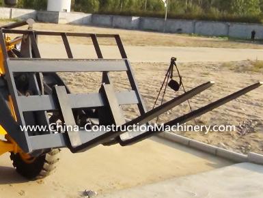 wheel loader forklifts