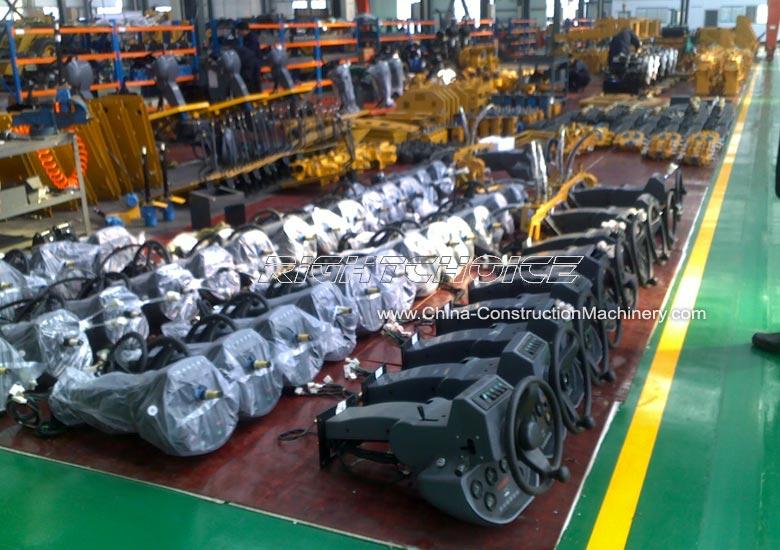 china construction machinery parts