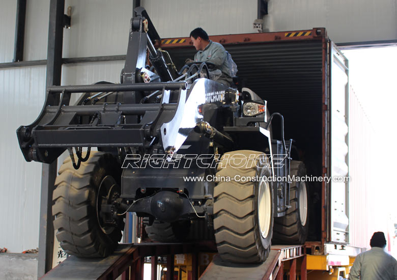 construction machinery manufacturers
