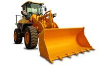 large wheel loaders