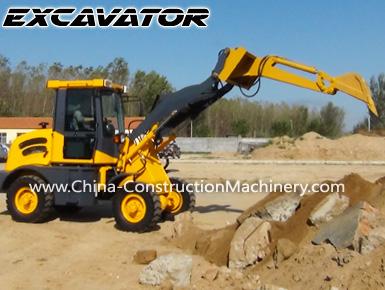excavator china