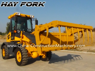 china wheel loaders attachments
