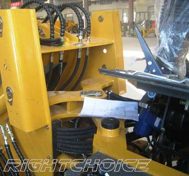 loader equipment