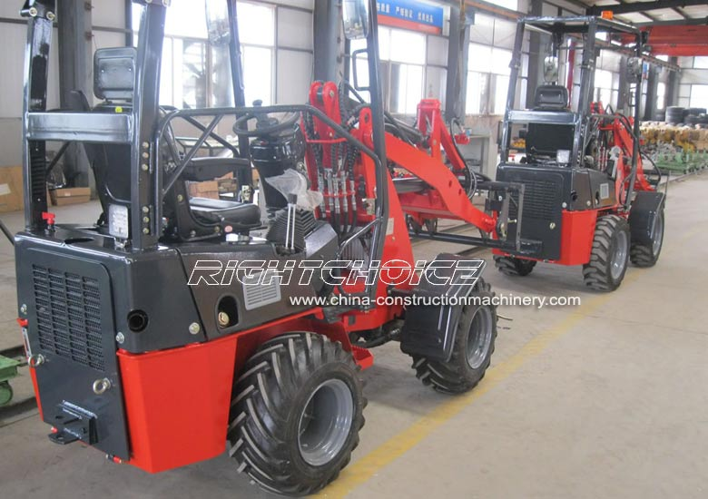 right choice machinery
