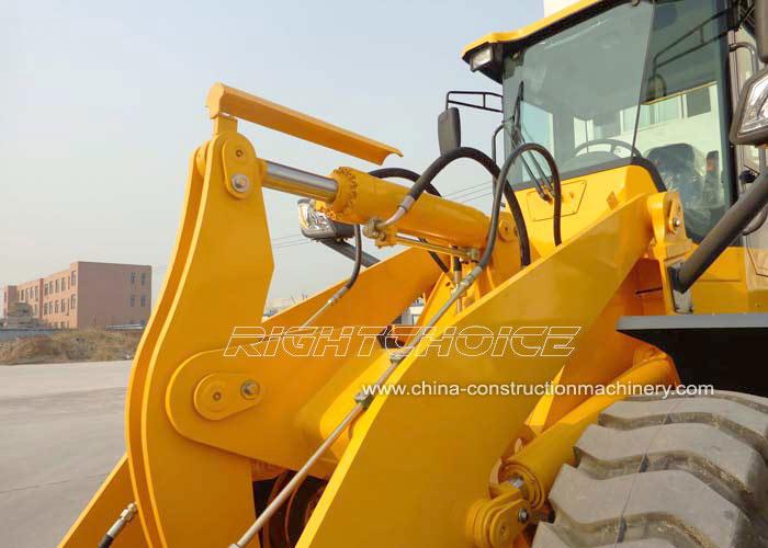 end front loader