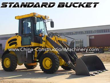 wheel loader buckets