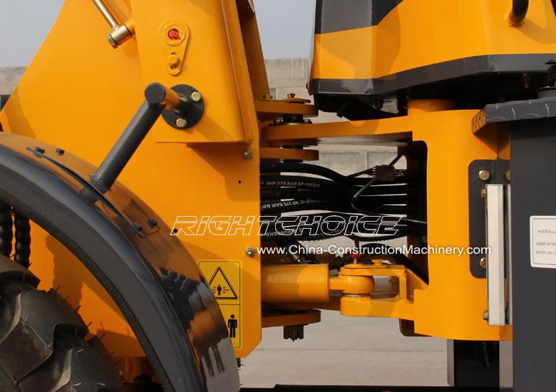used wheel loader for sale
