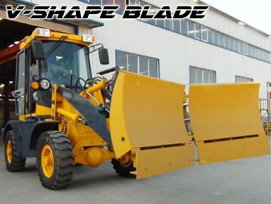 wheel loader china