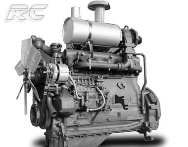 motor cargadora