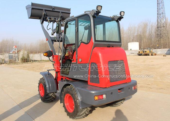 compact wheel loader china