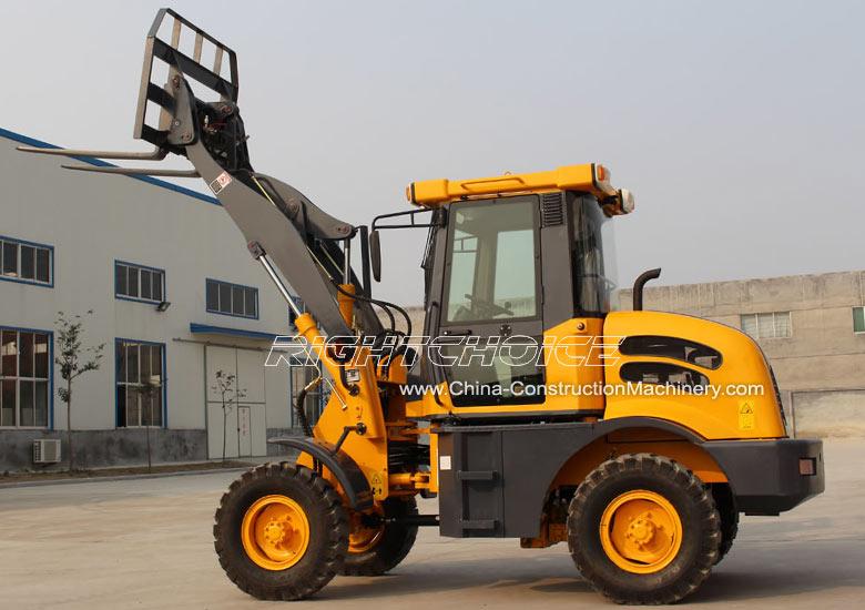 wheel loader manufacturer china