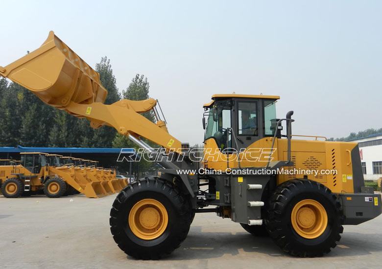 china loader