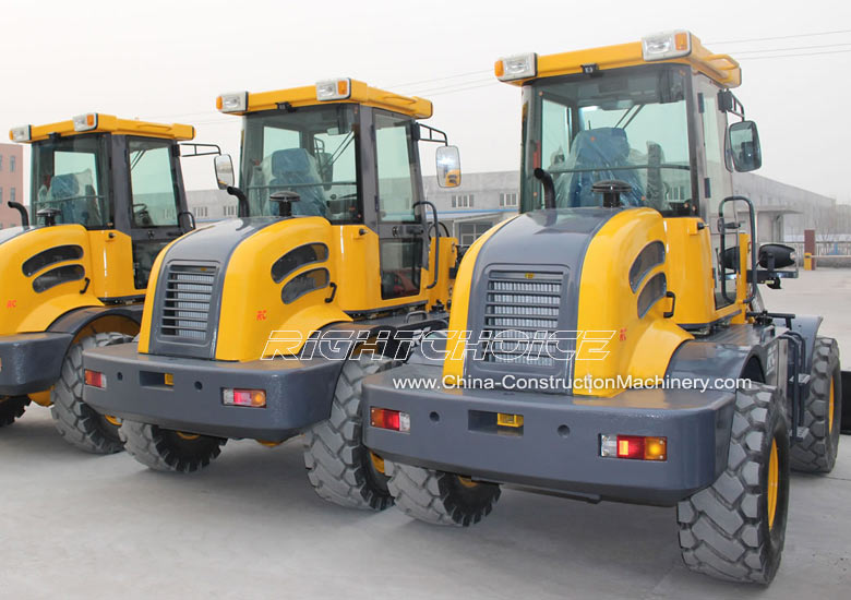 heavy equipment manufacturers