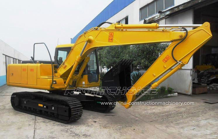 china compact excavator manufacturer