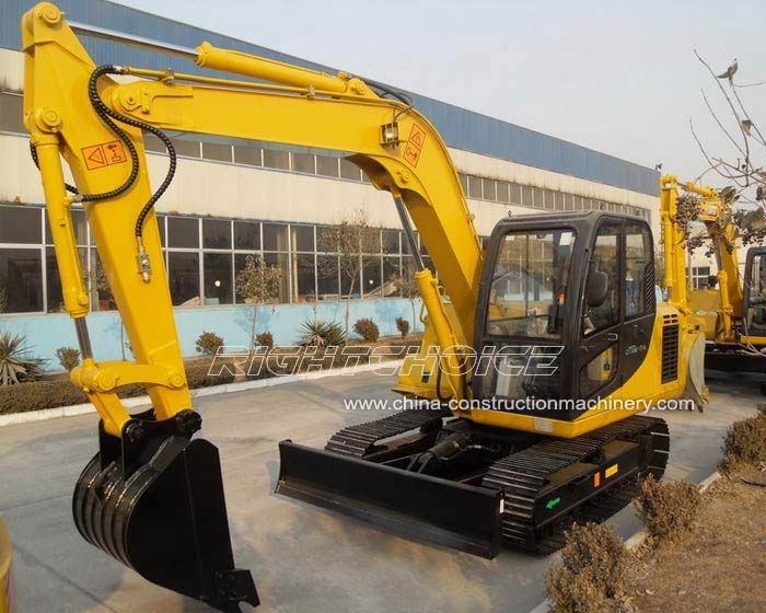 china excavators