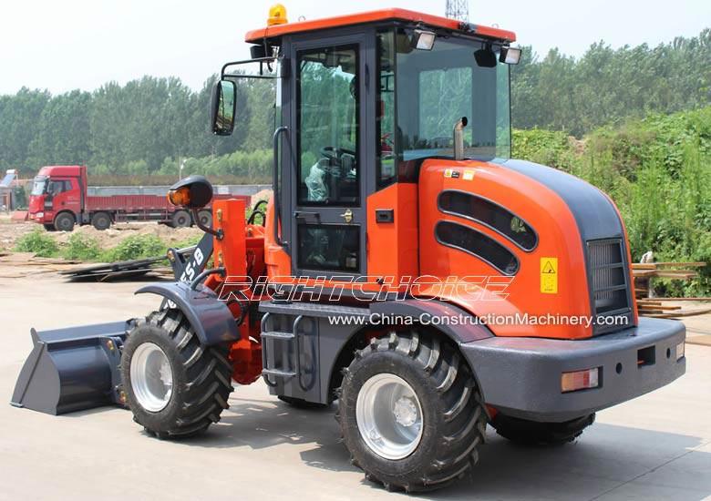 0.8 ton loader