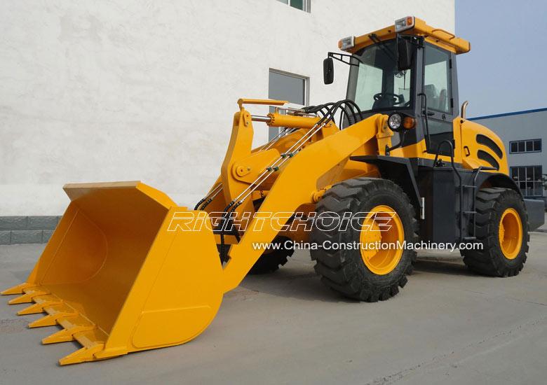 china loader manufacturer