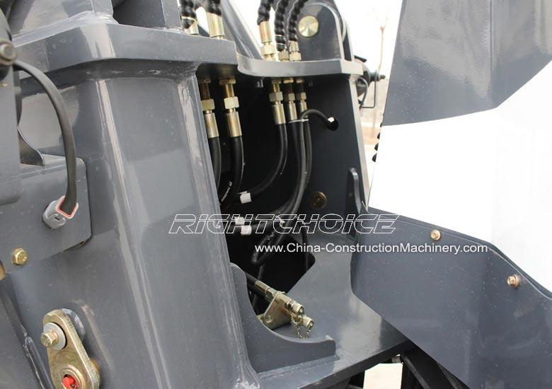 china wheel loaders