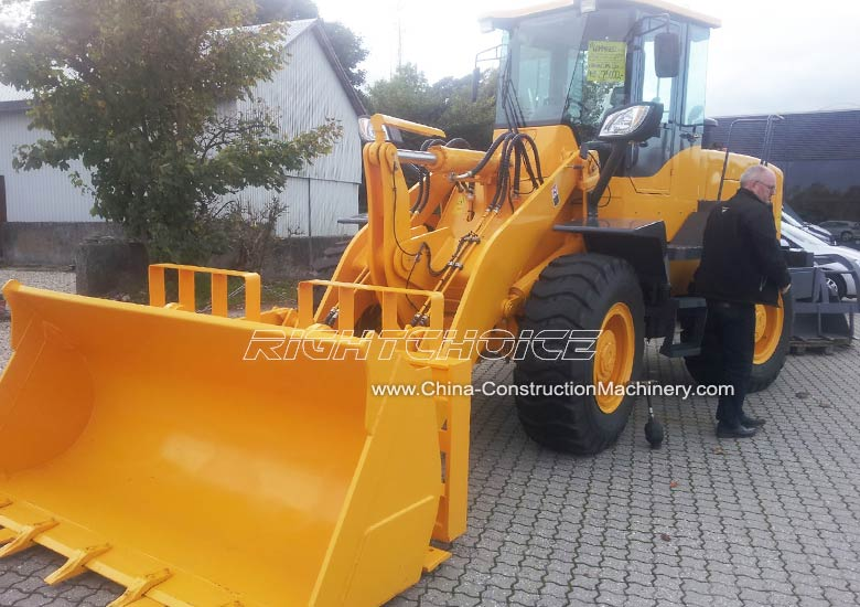 loaders suppliers