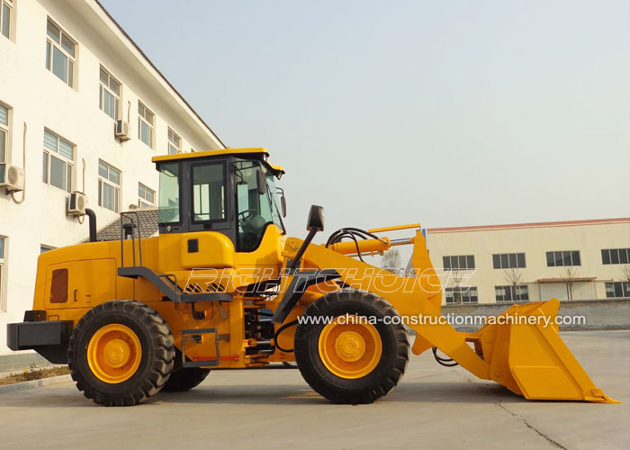 china wheel loaders manufacturers