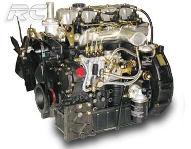 motor cargadoras