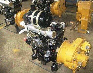 heavy equipment manufacturer