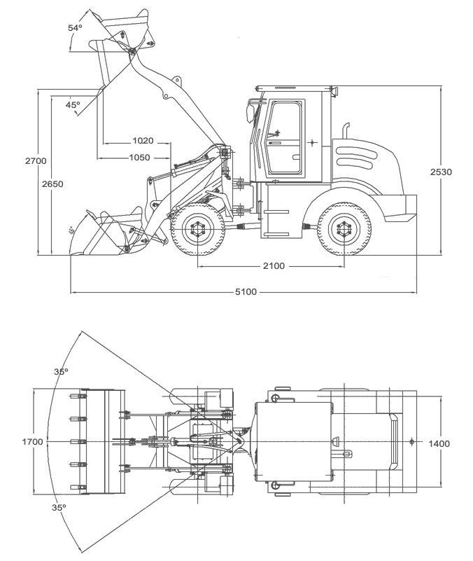 wheel loader suppliers