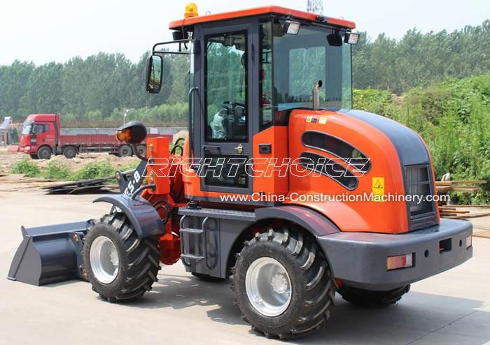 zl 08 wheel loader