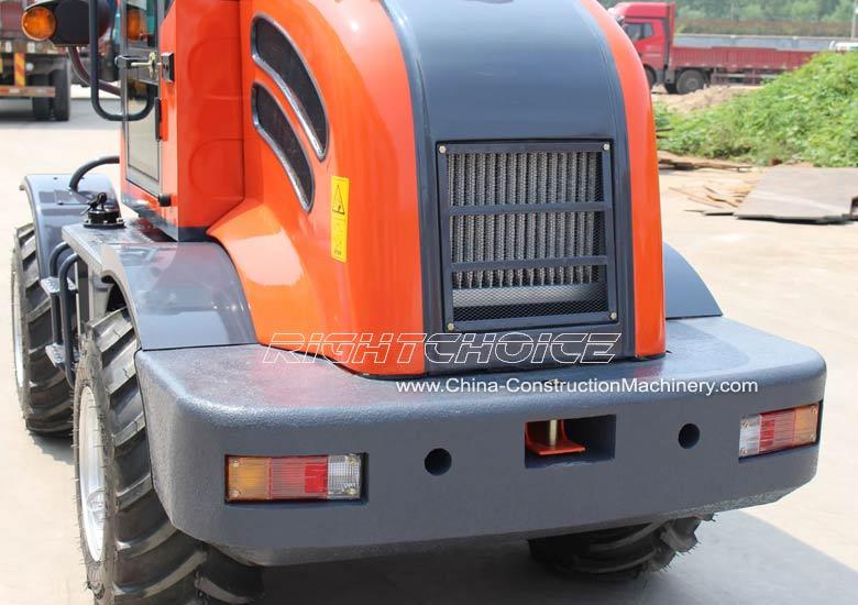 wheel loaders zl08