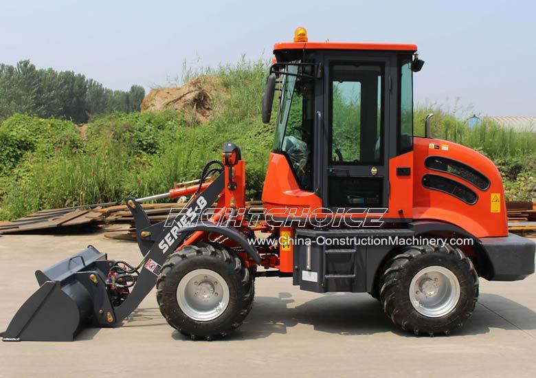 zl08F wheel loader