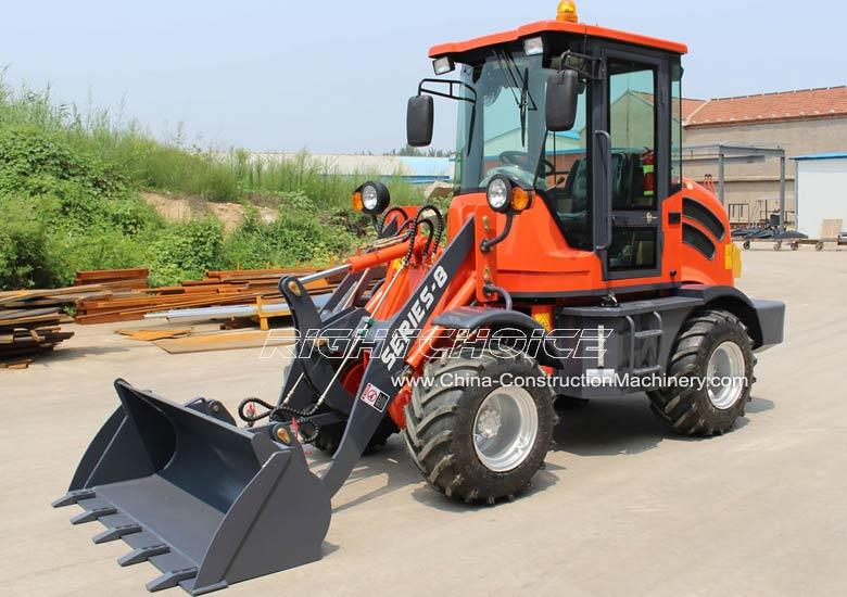 zl08 wheel loader