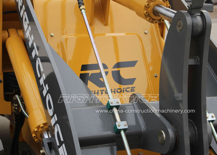 right choice wheel loader